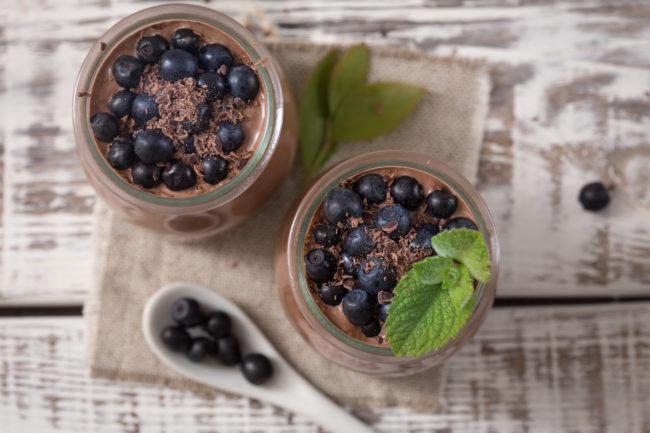 Chocolate Smoothie Recipes 3