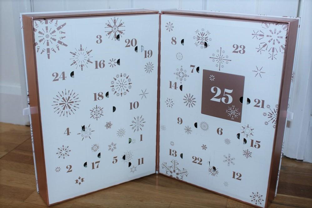 Advent Calendars 2016 : Look fantastic advent calendar contents spoiler