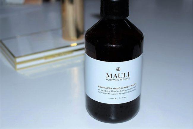 MAULI Reawaken Hand and Body Wash