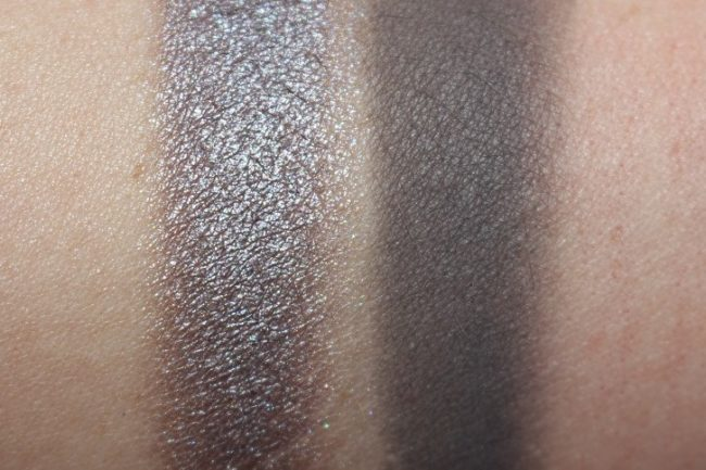 NARS Sarah Moon Duo Eyeshadow Swatches - Quai Des Brume