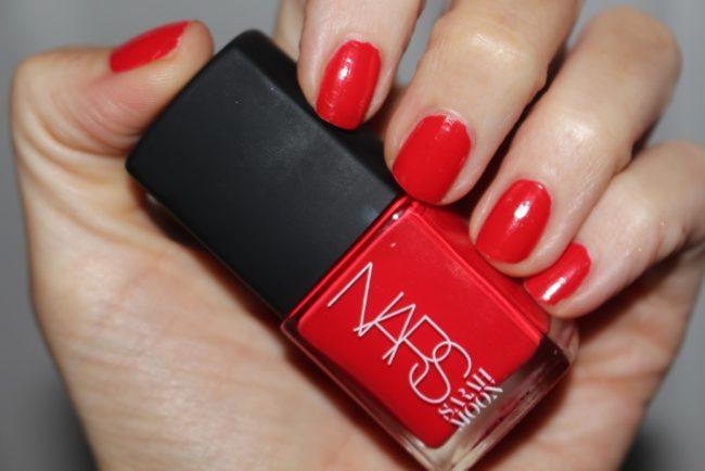 NARS Sarah Moon Nail Polishes - Flonflons Swatch