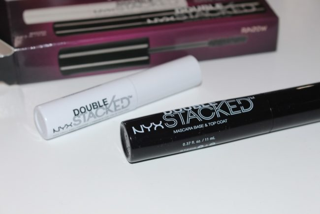 NYX Double Stacked Fiber Mascara Review