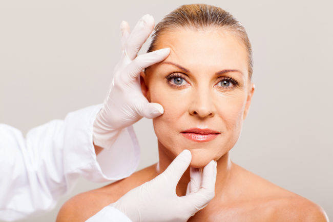 skin check before plastic surgery