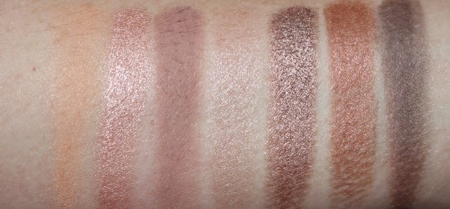 Rimmel Magnif'eyes Eye Contouring Palette - 002 Swatches
