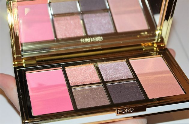 Tom Ford Soleil Eye and Cheek Palette Review & Swatches