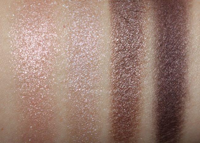 Tom Ford Soleil Eye and Cheek Palette Swatches