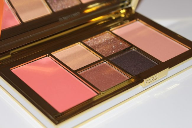 Tom Ford Soleil Warm Eye & Cheek Palette