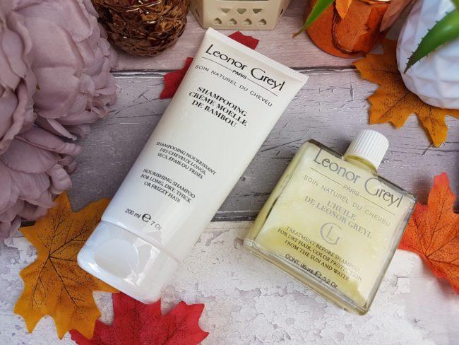 L'Huile De Leonor Greyl & Nourishing Shampoo