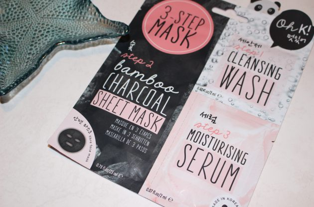NPW Oh K! 3- Step Mask