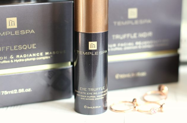 Temple spa eye truffle reviews