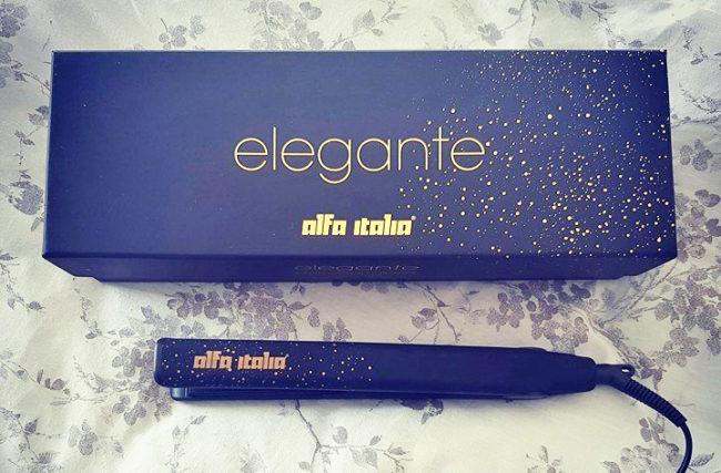 alfa italia Elegante Professional Straightener