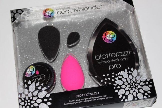 Beautyblender Pro on the Go Kit Christmas 2016