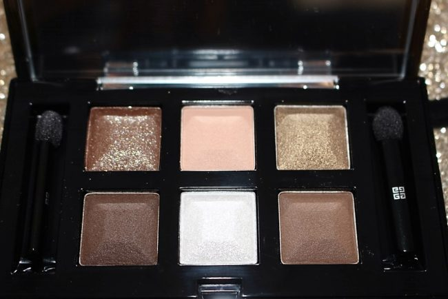Givenchy La Palette Nude Nacres Eyeshadow Palette - Limited Edition
