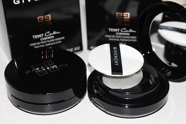 Givenchy Teint Couture Cushion Foundation Review