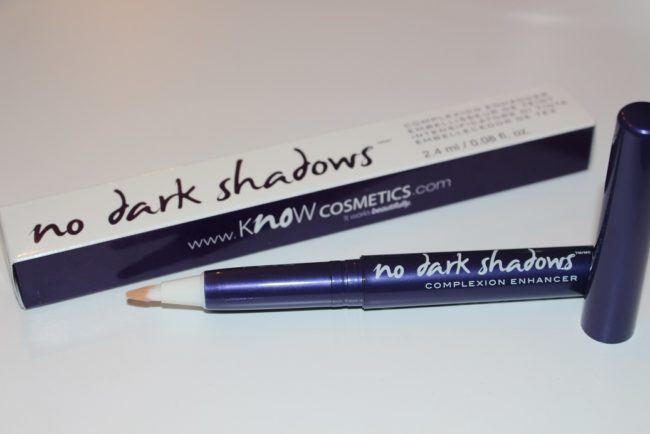 KNOW Cosmetics No Dark Shadows