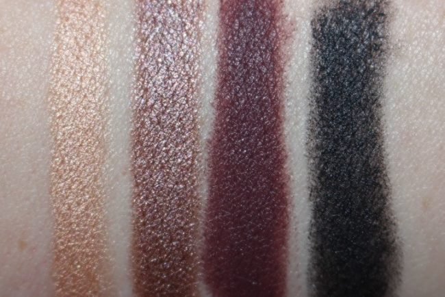 Laura Mercier Christmas 2016 Layer Up Holiday Caviar Stick Swatches