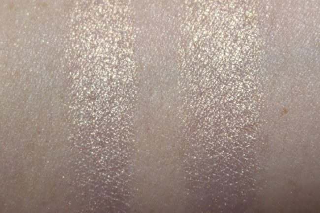 Mac In The Spotlight Highlighter Collection Review Amp Swatches