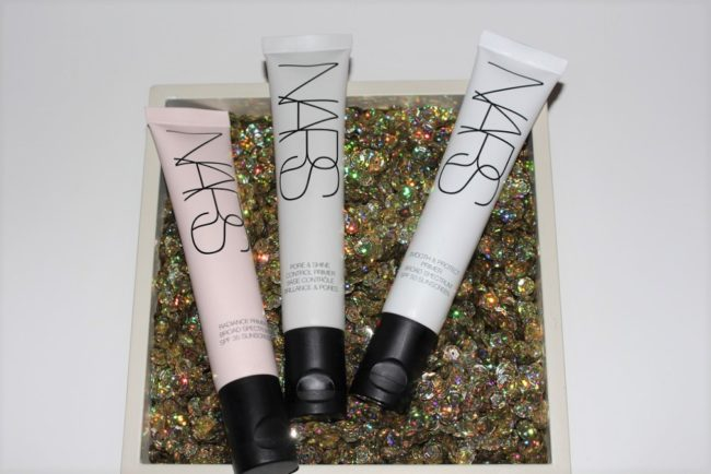 NARS Primers 2017 - Radiance, Pore & Shine Control & Smooth & Protect