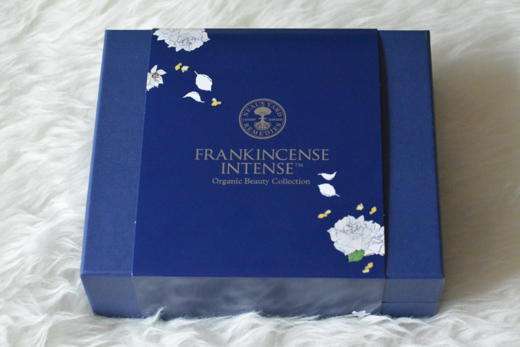 Neal's Yard Frankincense Intense Organic Beauty Collection