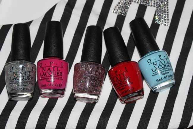 OPI Breakfast at Tiffany's Christmas 2016 Review