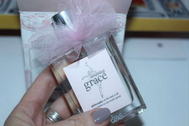 Philosophy Christmas 2016 Amazing Grace Nutcracker EDT