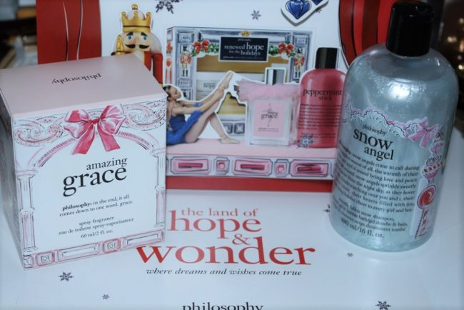 Philosophy Christmas 2016 Gift Sets and Shower Gels