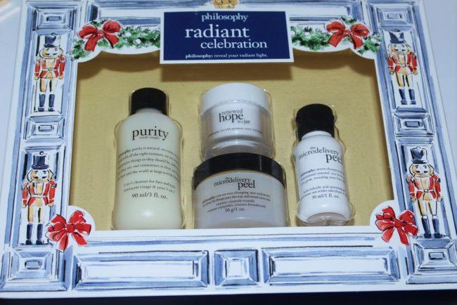 Philosophy Christmas 2016 Radiant Celebration Set