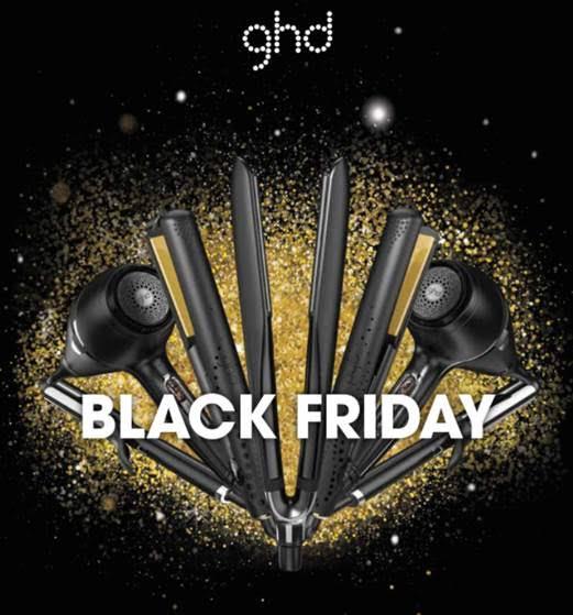 ghd Black Friday