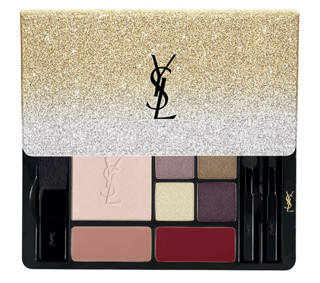 YSL Holiday 2016 Multi Use Palette Collector Sparkle Clash Edition