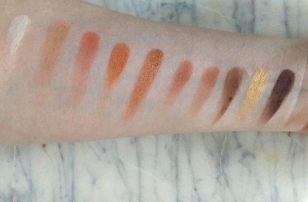 Zoeva Plaisir Box - Caramel Malange Eyeshadow Palette