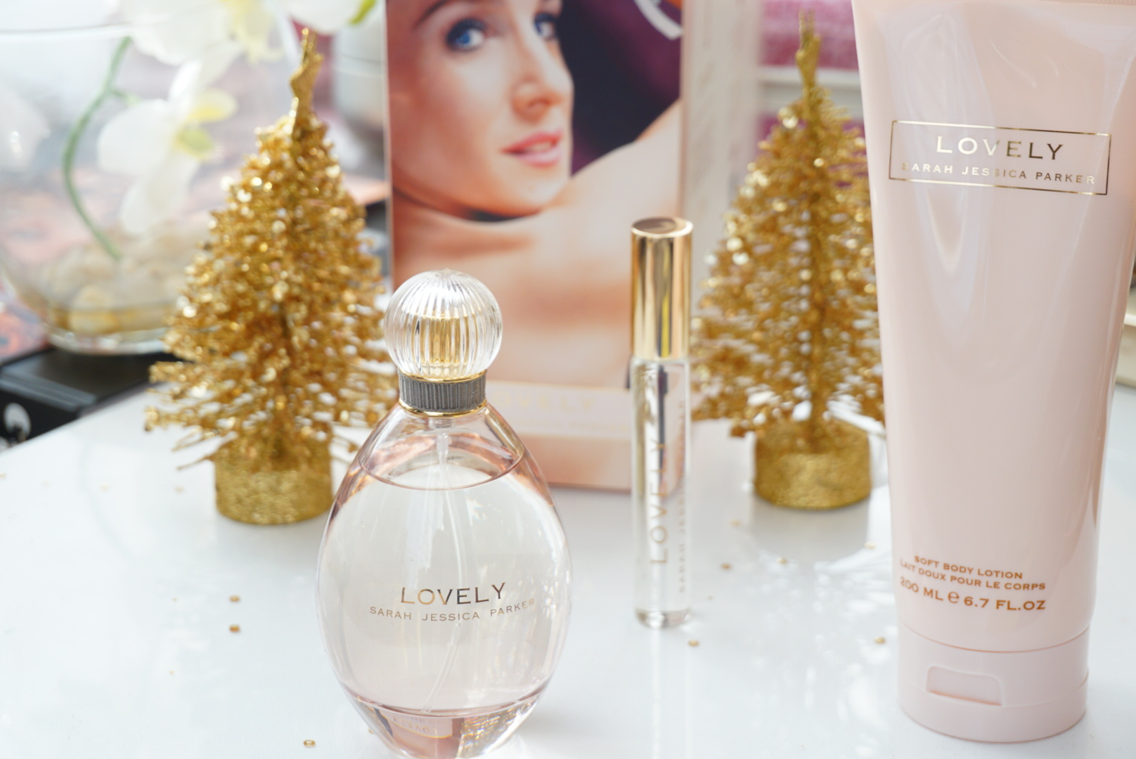 Lovely by Sarah Jessica Parker Gift Set