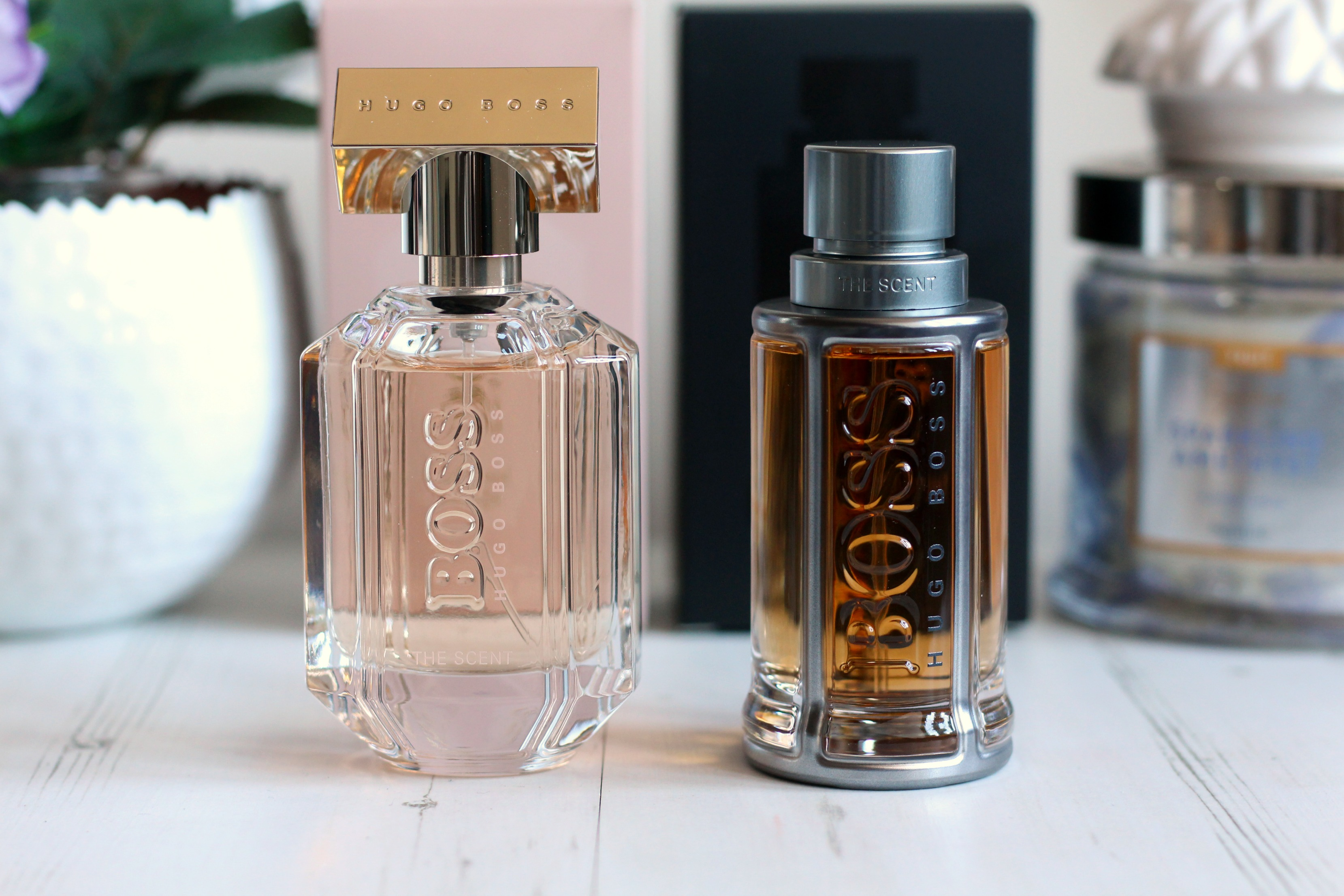 Hugo Boss Boss The Scent For Him And For Her Really Ree