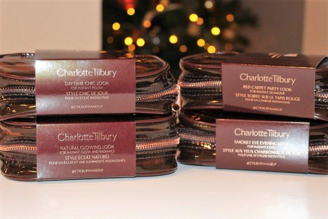 Charlotte Tilbury Quick n Easy 5 Minute Makeup Looks