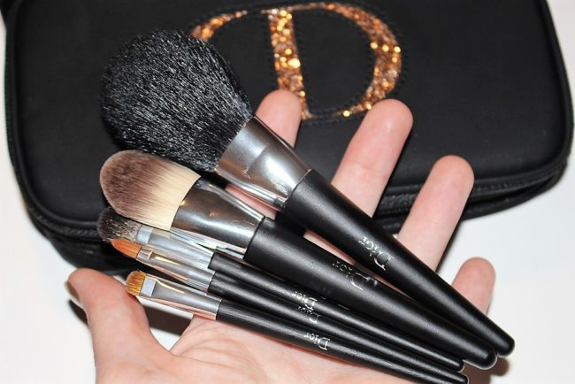 7714ef82 Dior Backstage Brushes Collection Review - ReallyRee