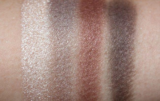 MAC Mariah Carey Eyeshadow Swatches - It's Everything