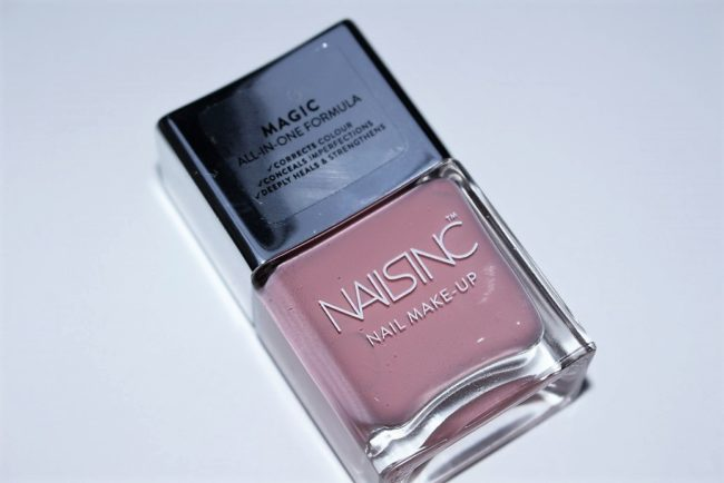 Nails inc Nail Make Up Harley Gardens Review