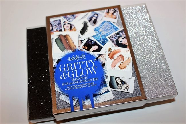 The Estee Edit Gritty & Glow Magnetic Eye & Face Palettes