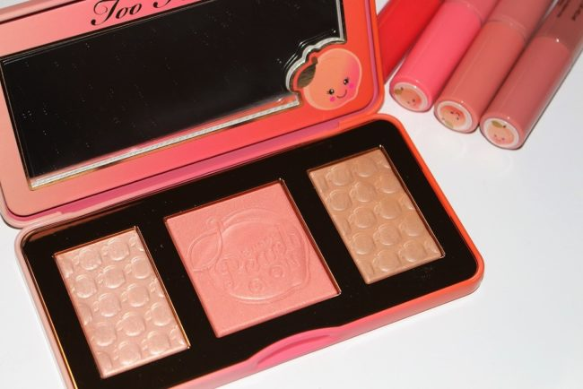 Too Faced Sweet Peach Collection - Sweet Peach Glow