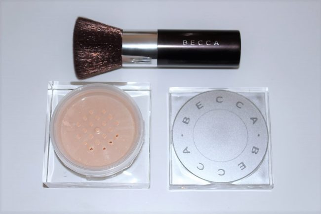 Becca Soft Light Blurring Powder Review Really Ree