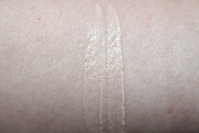 Bourjois Eye Primer 24H Swatch
