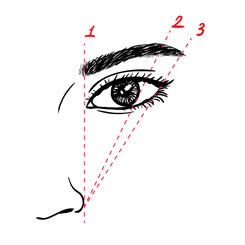 brow mistakes