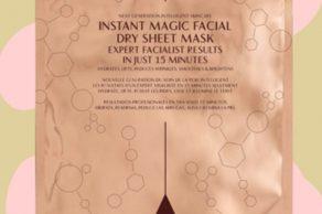 Charlotte Tilbury Instant Magic Dry Sheet Mask - Sneak Peek!
