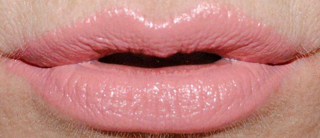 Charlotte Tilbury Valentine Lipstick Swatch