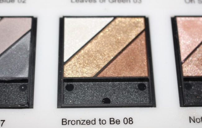 Bronzed To Be