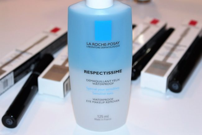 La Roche-Posay Respectissime Waterproof Eye Makeup Remover Review