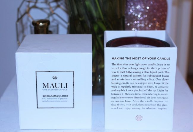 Mauli Sundaram and Silence Candle Review