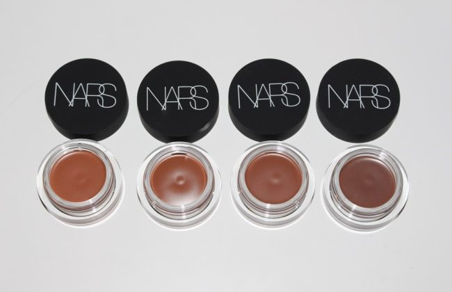NARS Soft Matte Complete Concealer - Hazelnut, Cafe, Cacao, Dark Coffee