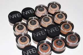 NARS Soft Matte Complete Concealer Review & Swatches (All shades)