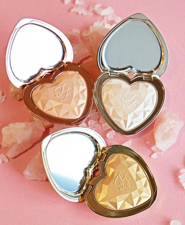 Too Faced Love Light Highlighters