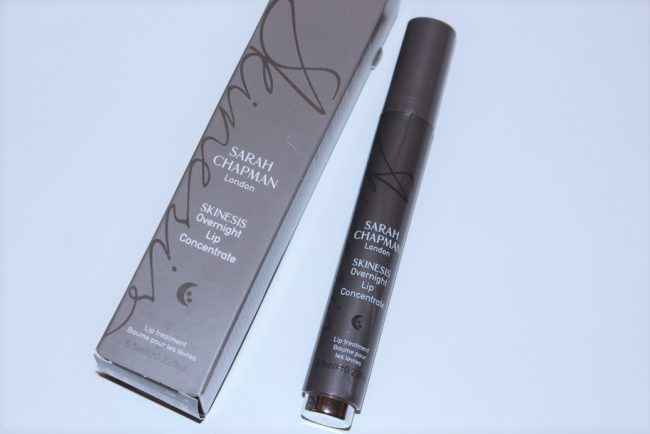 Sarah Chapman Skinesis Overnight Lip Concentrate Review